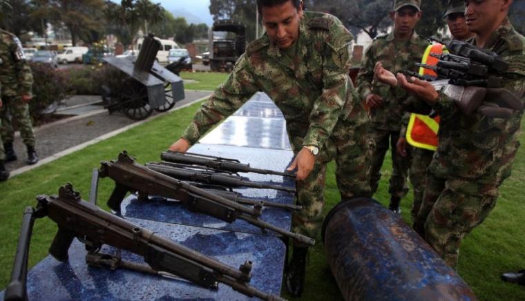 Entrega de armas_FARC